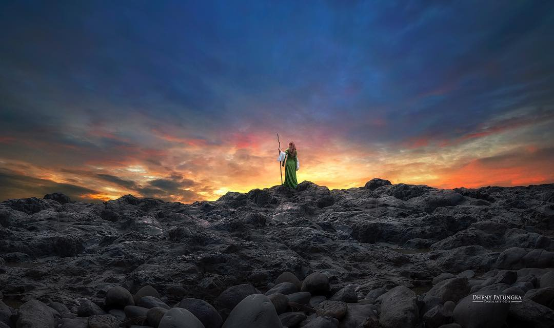 Incredibly and Surreal High Dynamic Range Photography by Dheny Patungka