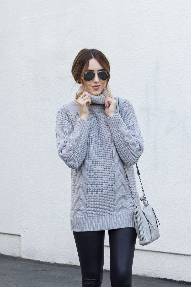 Cool Turtleneck Styles to Hit This Winter