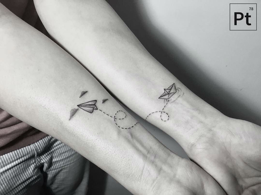 Illustrative and Geometric Black and Gray Tattoos by Pablo Torre
