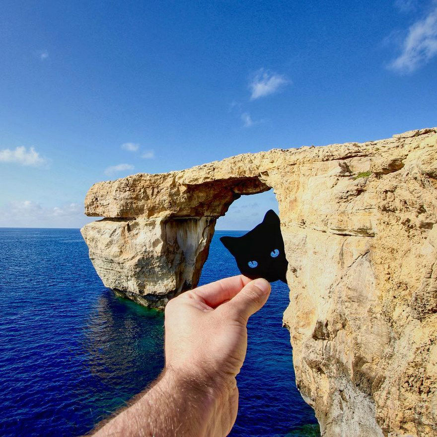Rich McCor Strikes Again with His Inspiring and Whimsical Photos