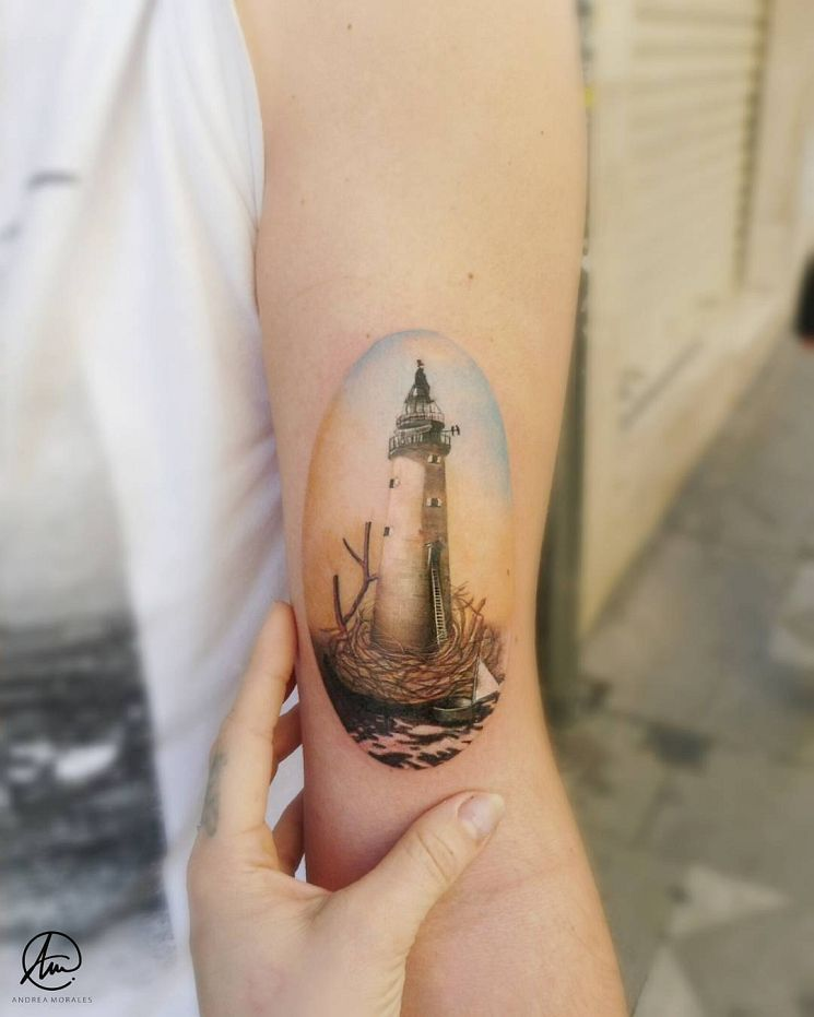 16 Versatile and Clean Tattoos by Andrea Morales