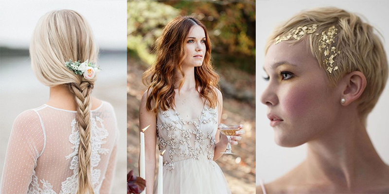 Beyond Baby S Breath 15 Ethereal Boho Bridal Hairstyles
