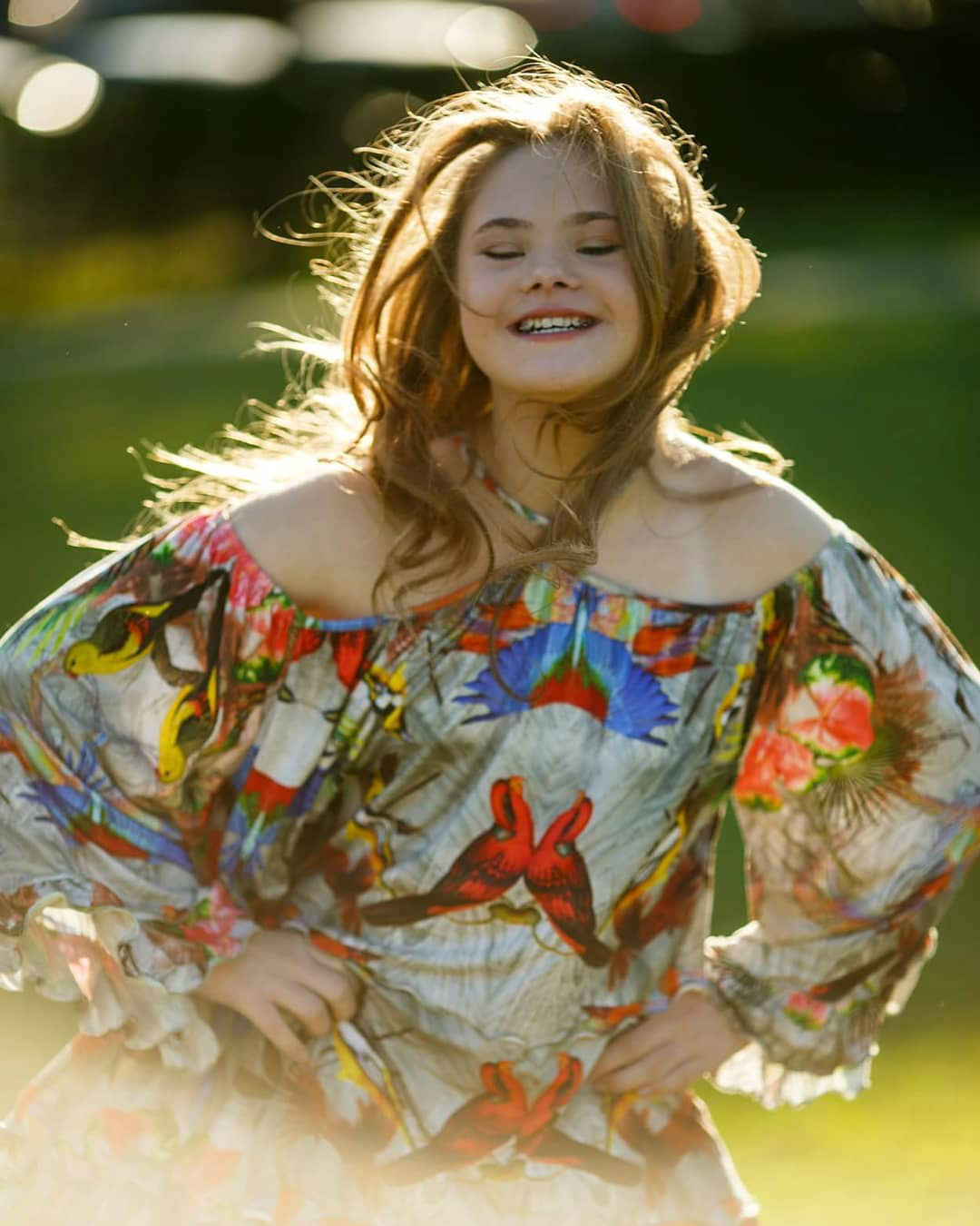 Downs Syndrome Model – Inspiring Girl on a Road to Success and Fame