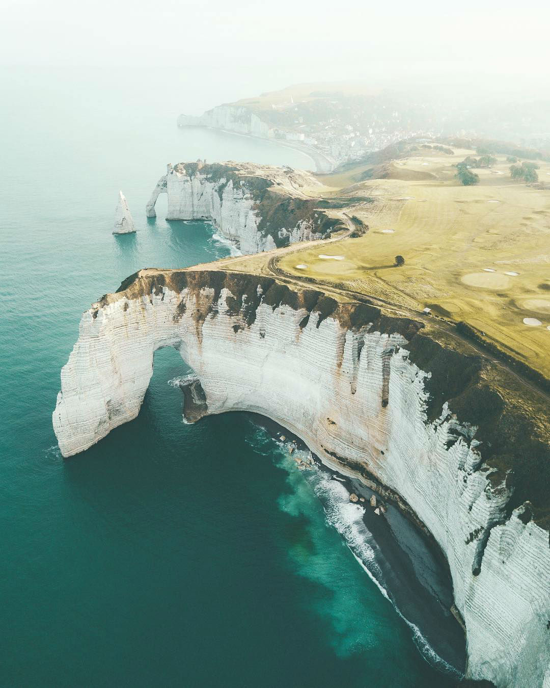 Travel Drone Adventurous Photography by Robin Wittwer