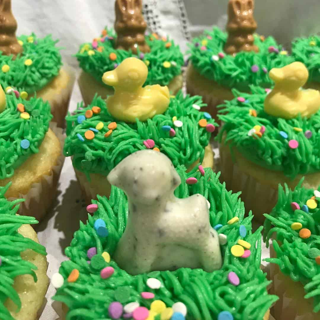 The Cutest Easter Cupcakes Youll Ever See