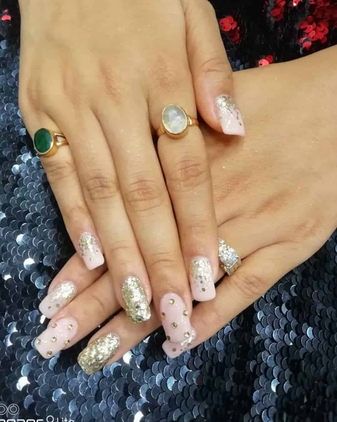 25 Unique Bridal Nail Art Ideas