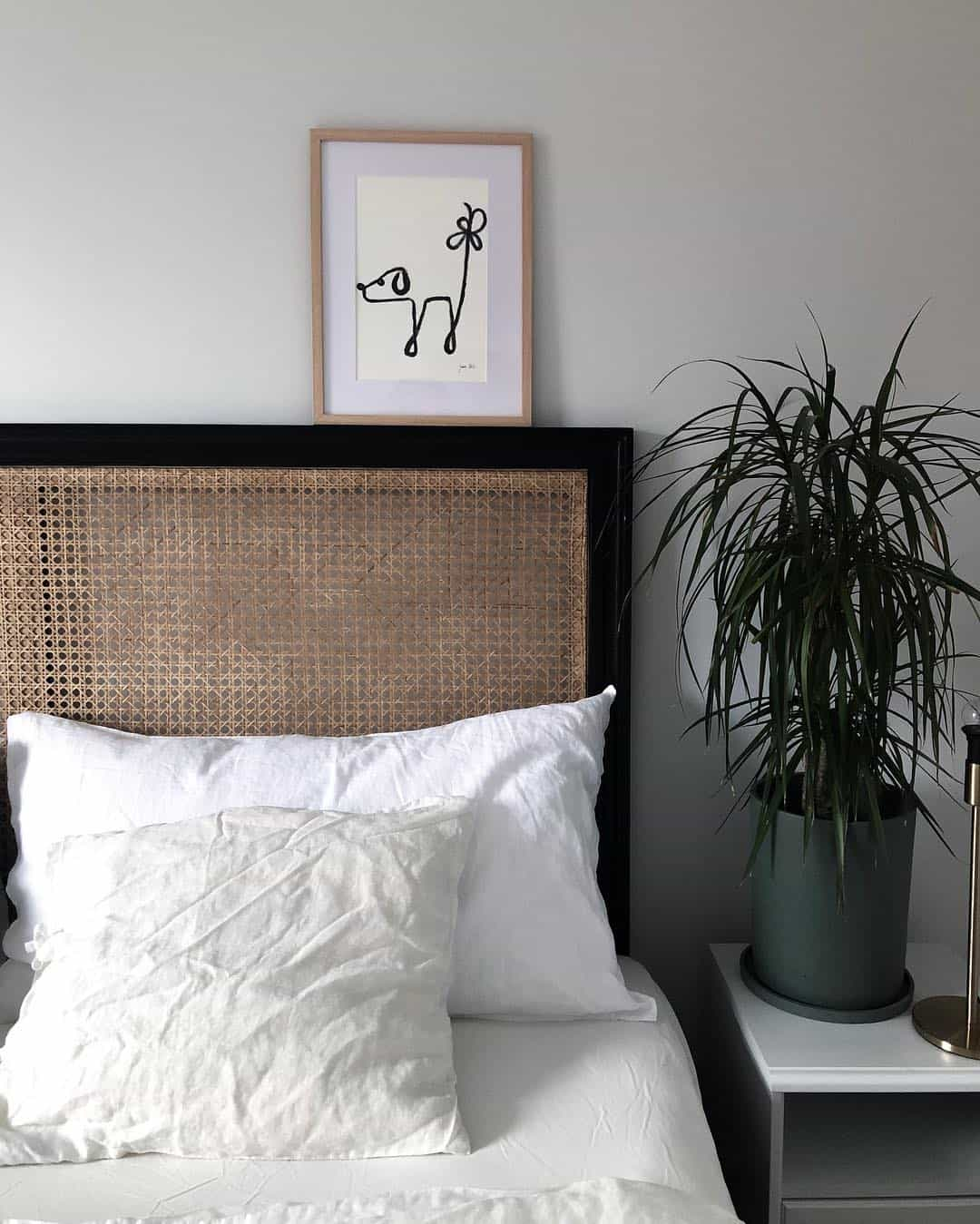 22 Creatively Upcycled Bed Headboard Design Ideas