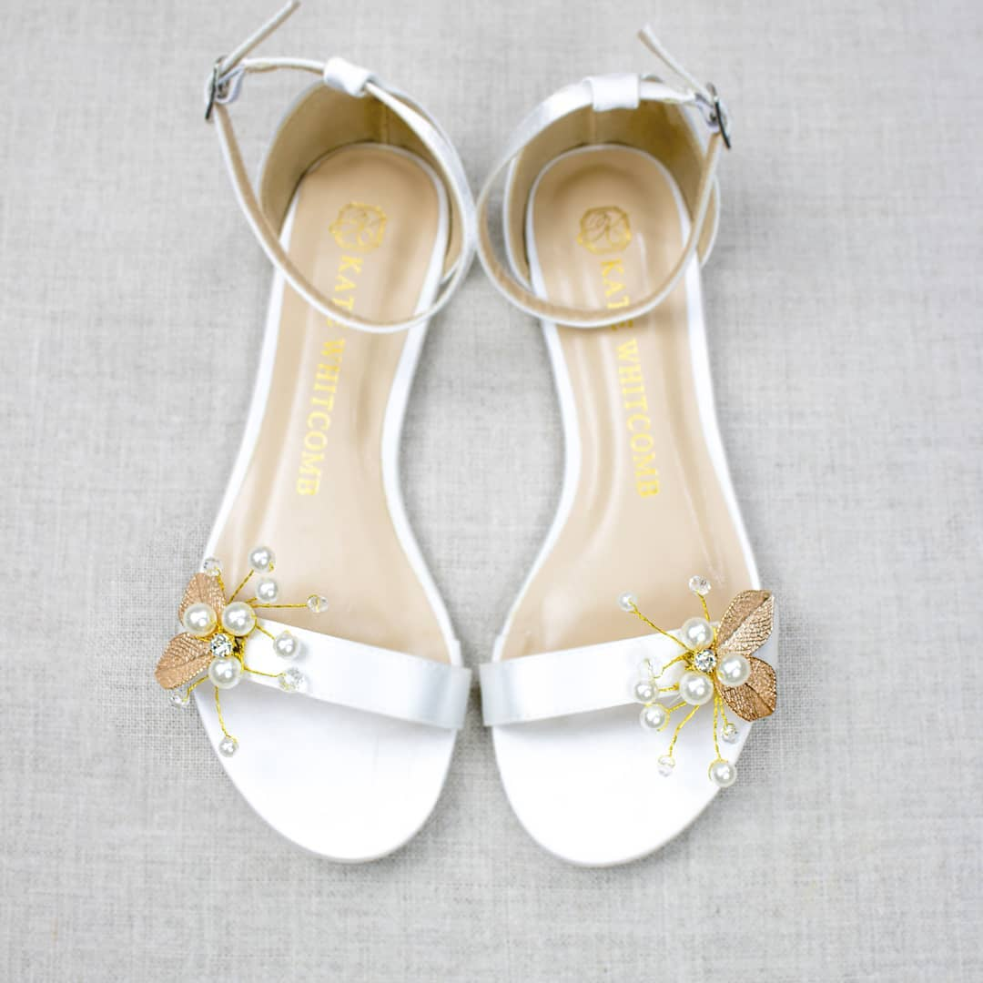 22 Fancy and Comfortable Sandals For Wedding