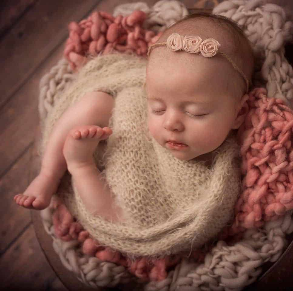 Heart Melting Newborn Photography by Kim Spencer