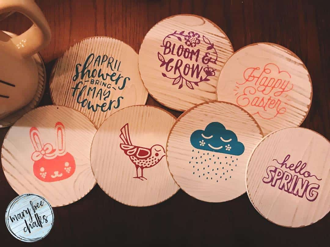 20 Handy and Functional DIY Coaster Ideas