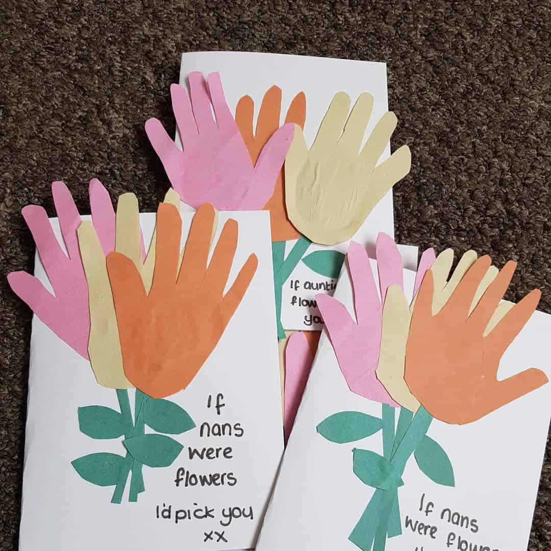 20 Easy and Fun Mothers Day Crafts For Kids