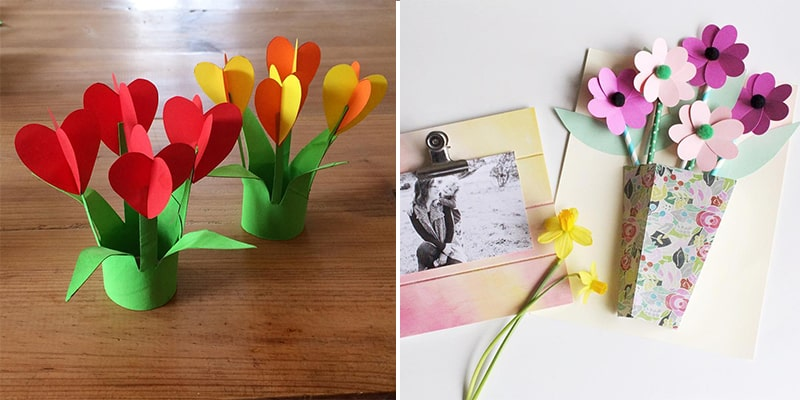 20 Easy And Fun Mother S Day Crafts For Kids