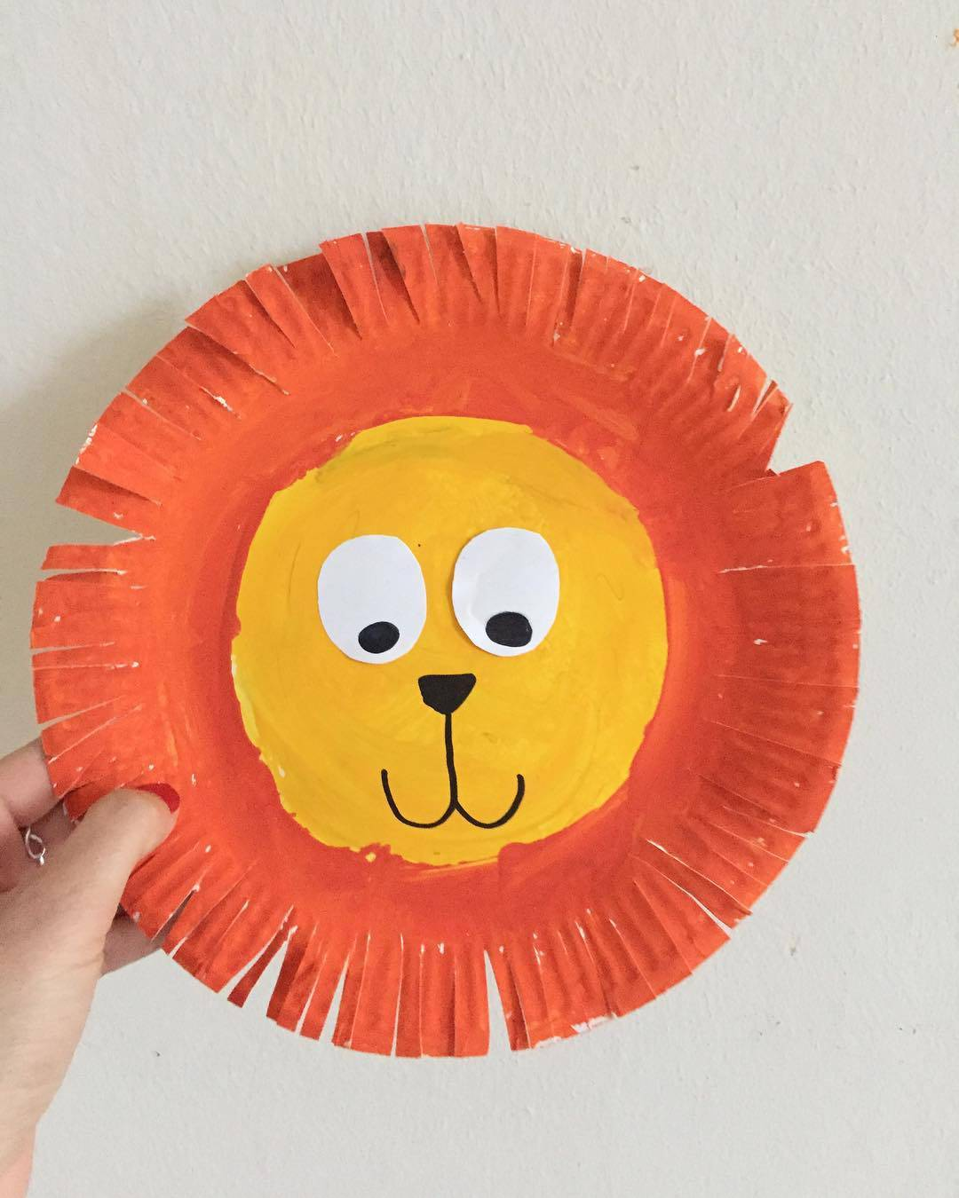 24 Easy And Creative Paper Plate Craft Ideas For Kids