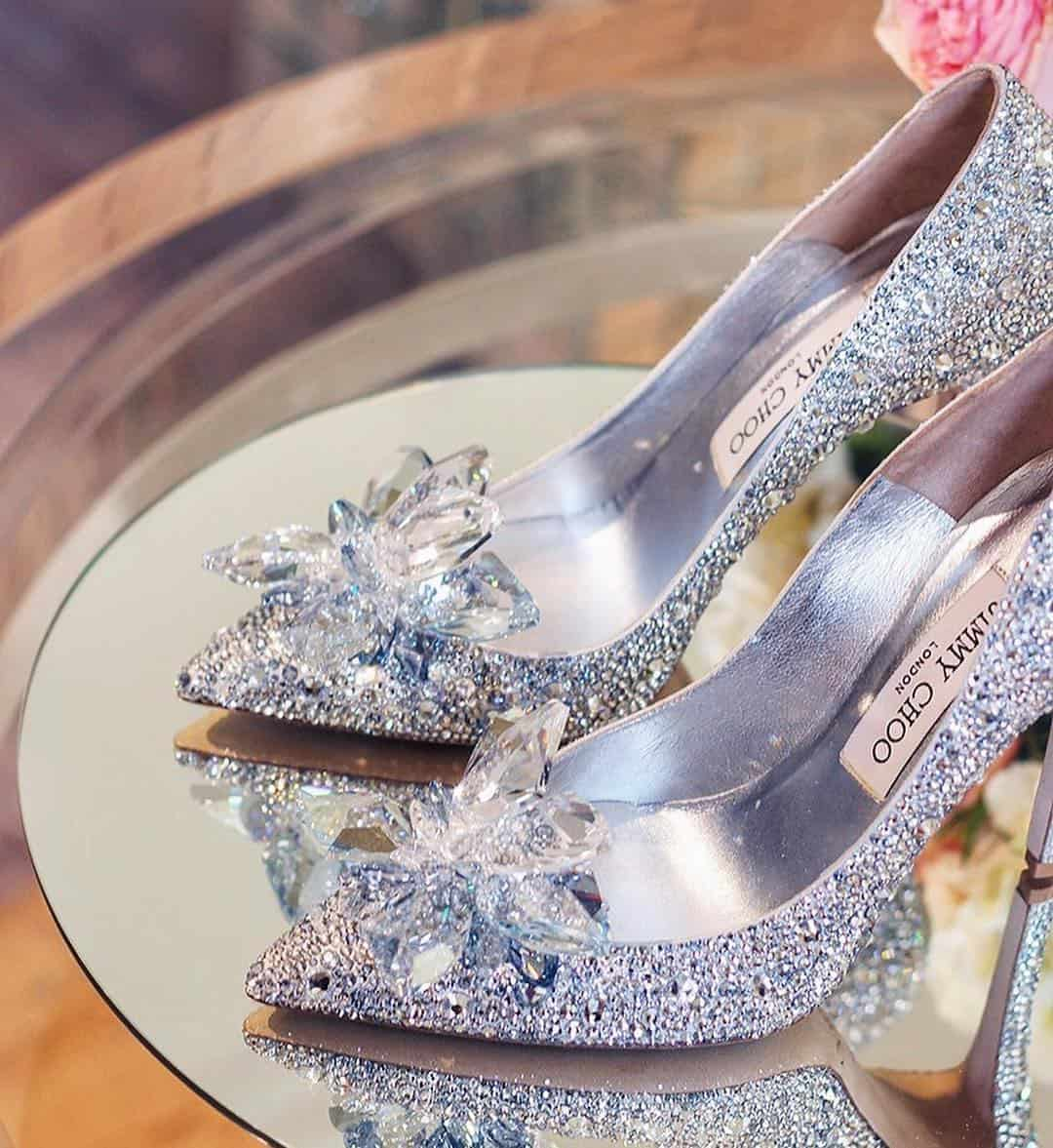 26 Stunning Pairs of Bridal Shoes Ideas