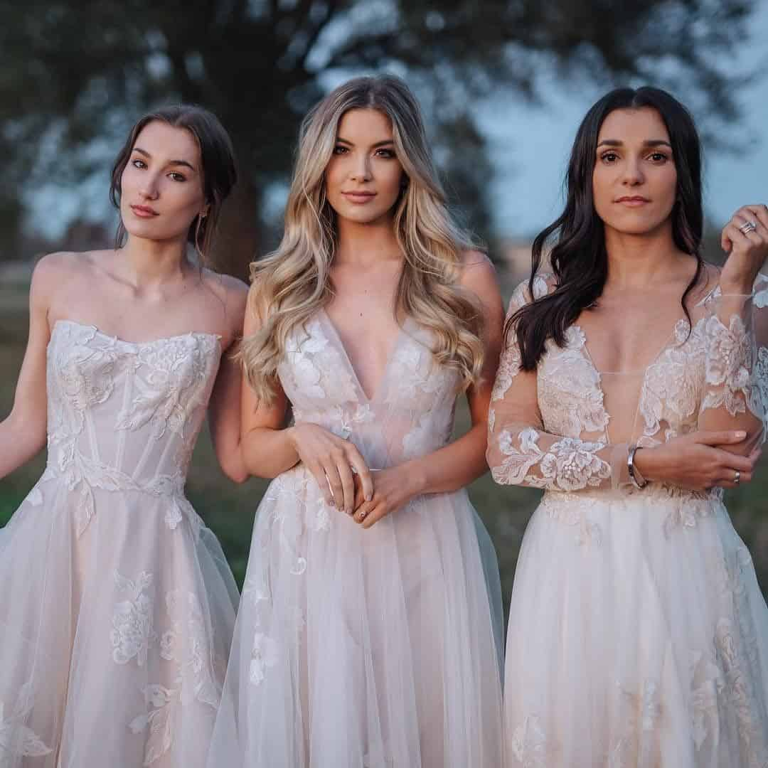 Gorgeous Bridal Collection by Willow By Watters