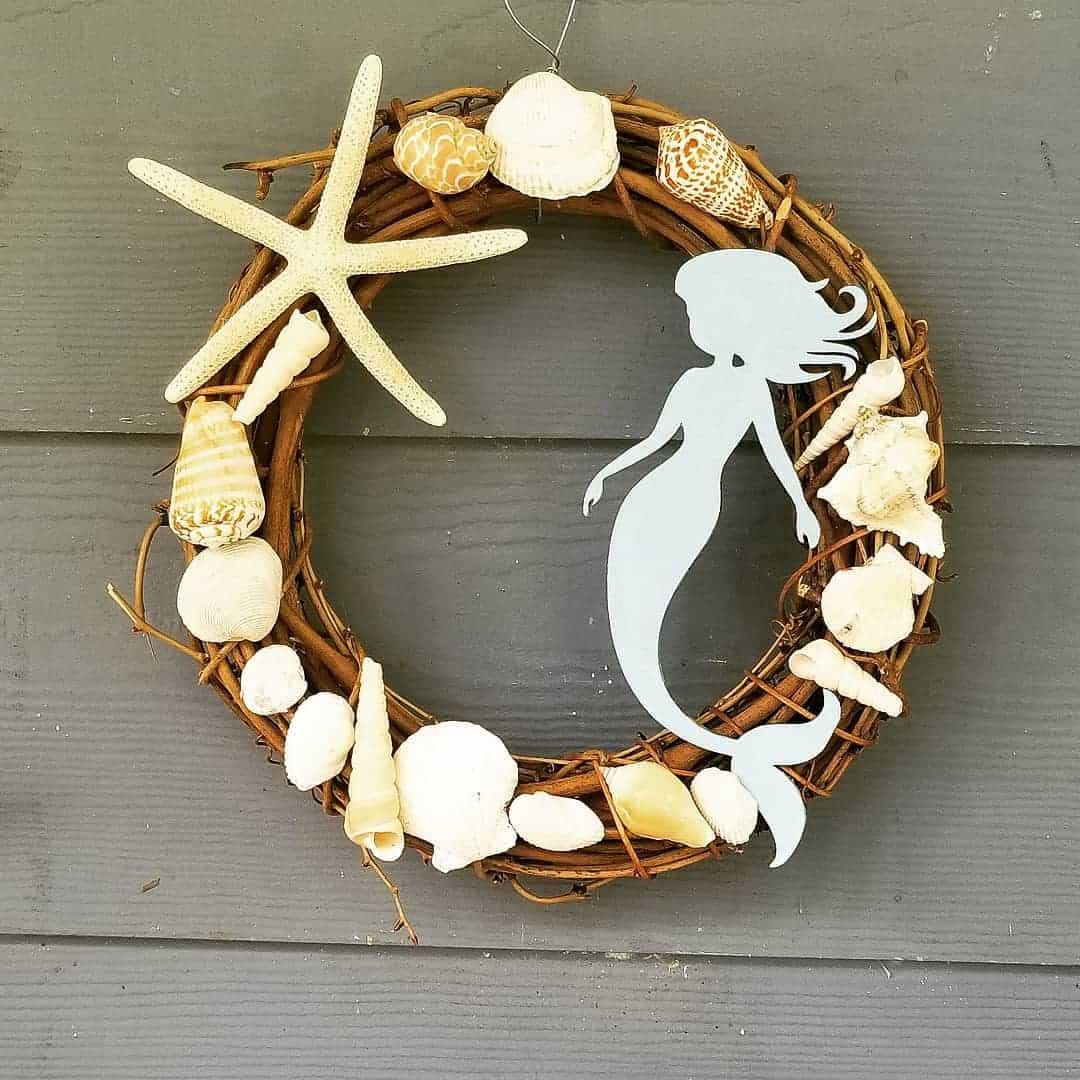 24 Wonderful DIY Decoration Ideas with Seashells