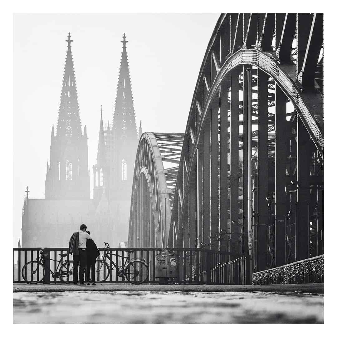 Kai Ziehl Captures Splendid Monochromatic Urban Landscapes