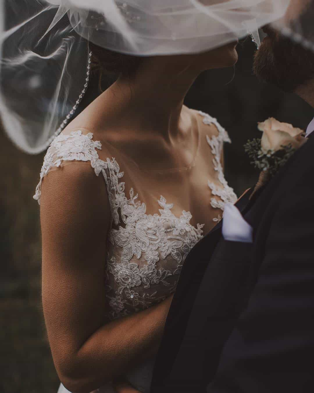 Romantic Wedding Photography by Taylor Whitley