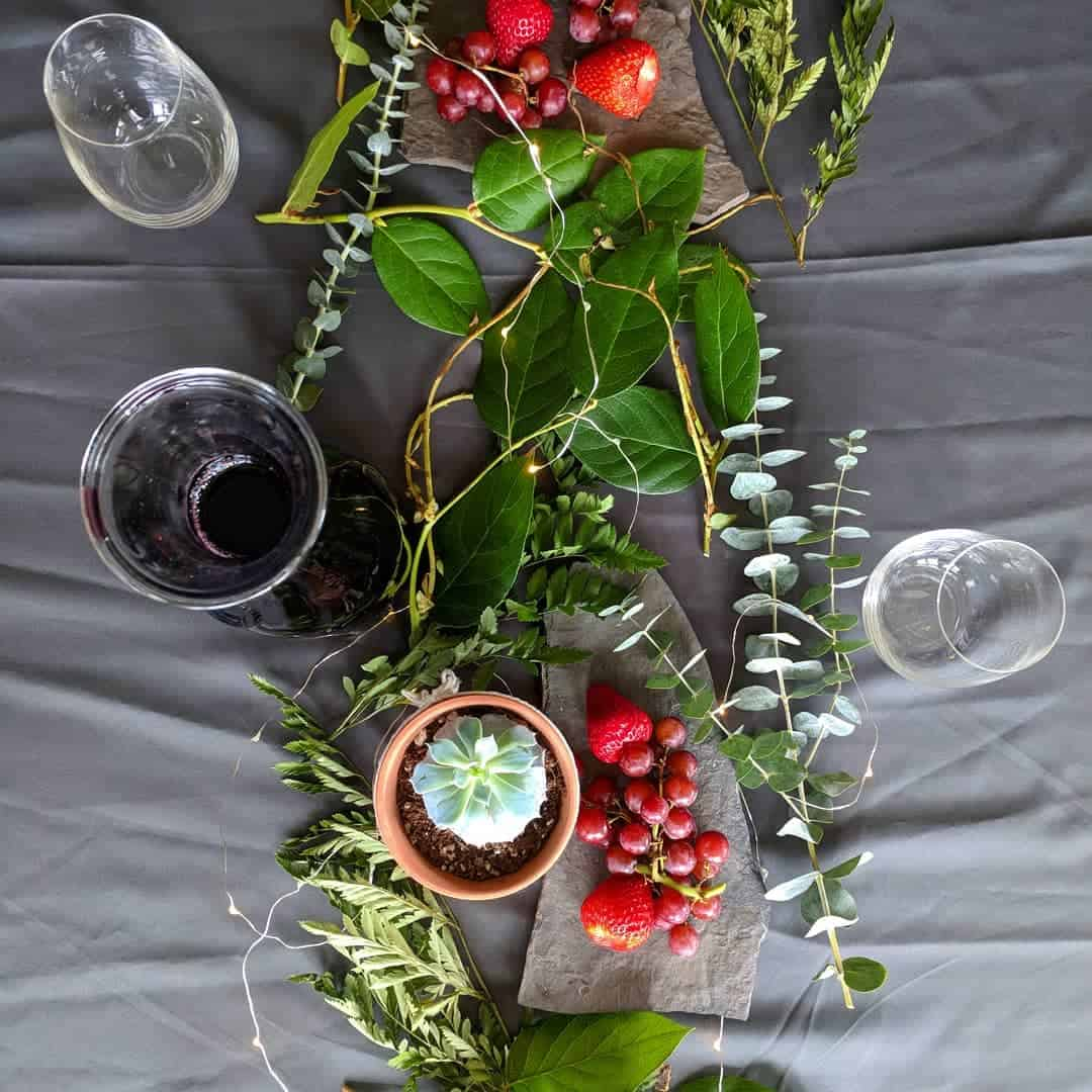 21 Fresh and Beautiful Centerpieces with Fruits