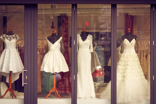 Step By Step Guide For Choosing Your Wedding Dress