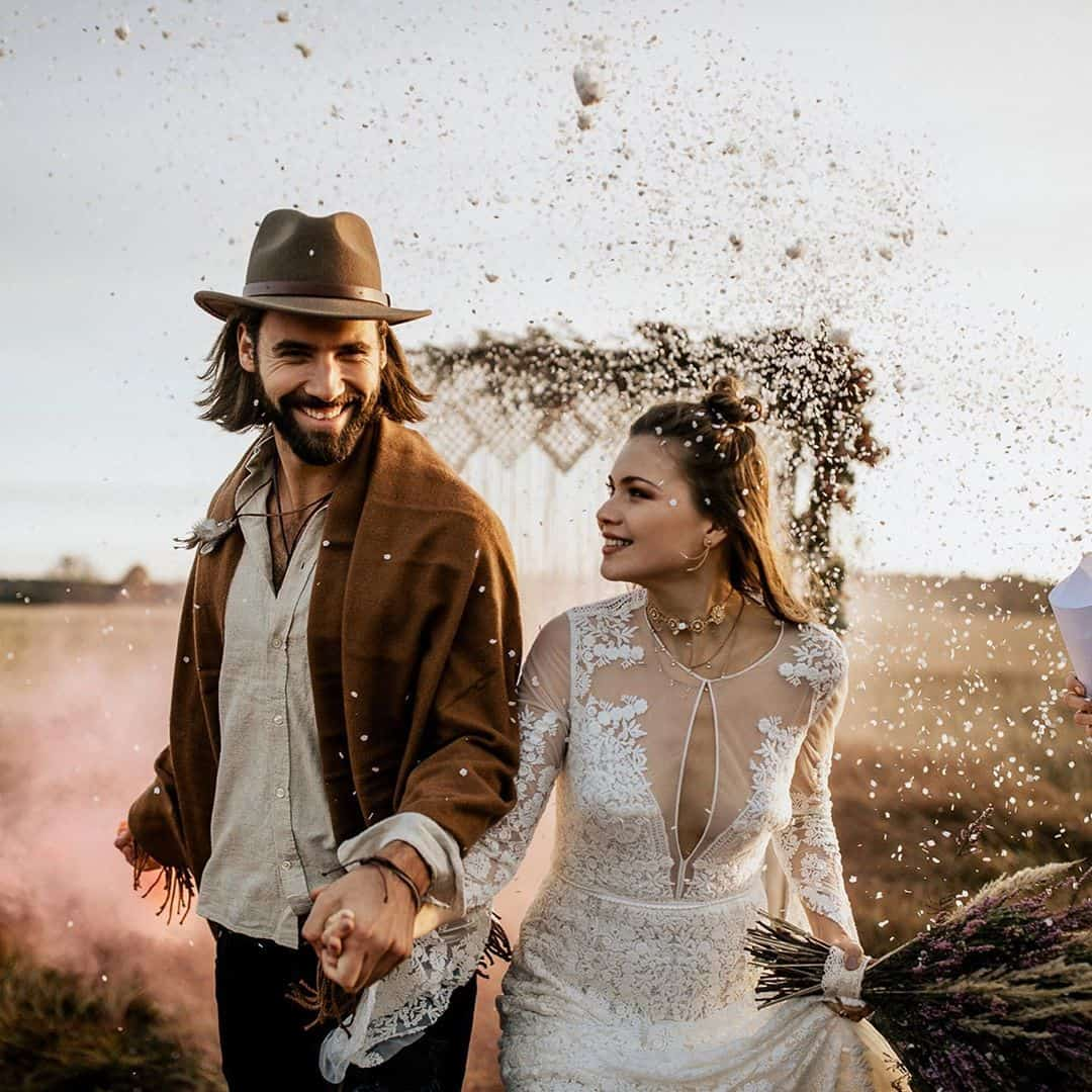 Splendid Wedding Photography by Chris and Ruth