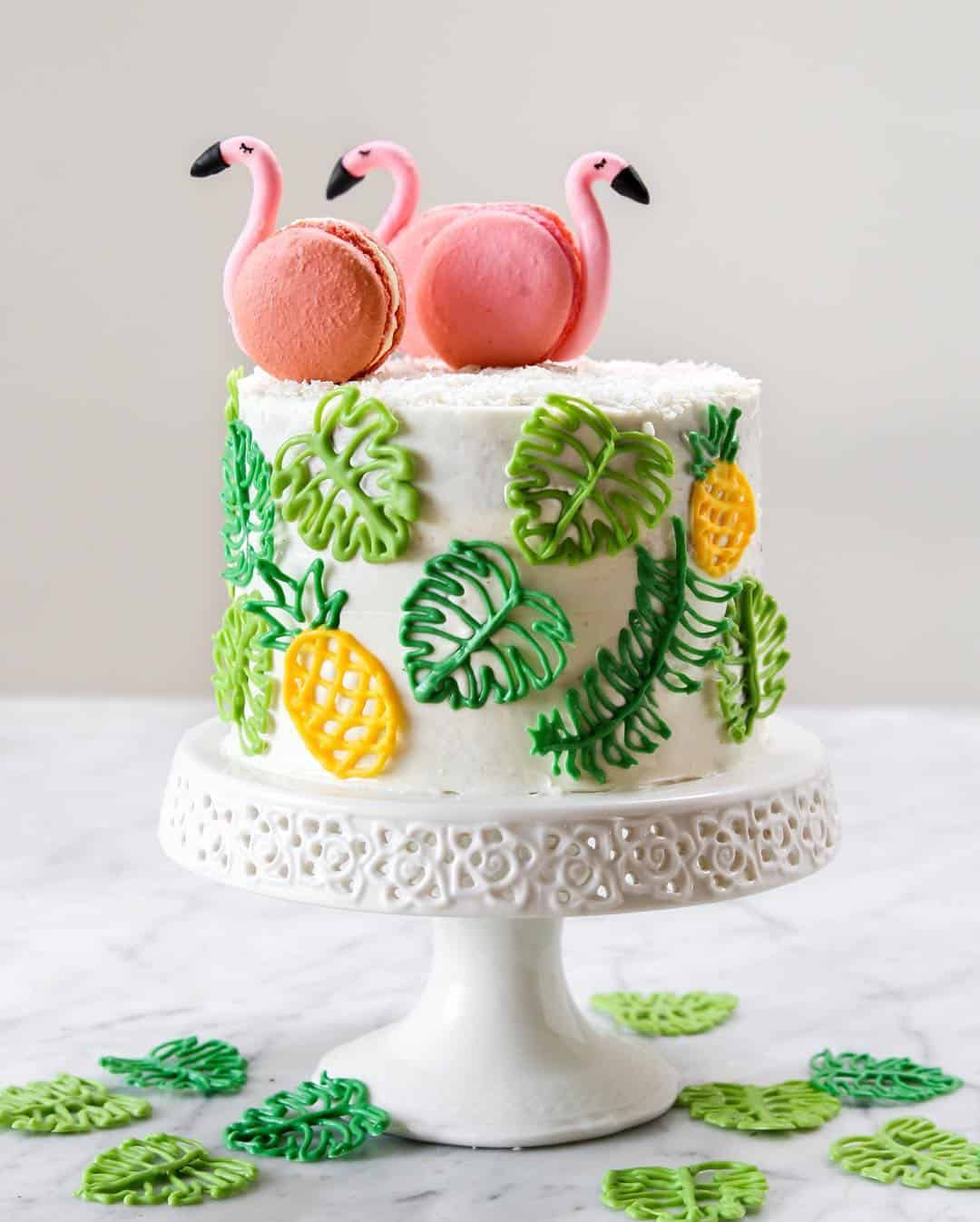 Imaginative Pastry Designs by Amy Ho