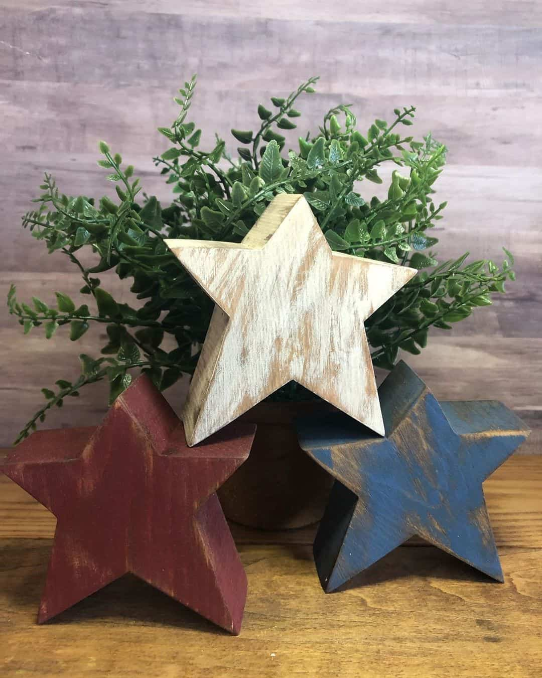 Stars and Stripes! 26 Brillant Decoration Ideas for 4th of July