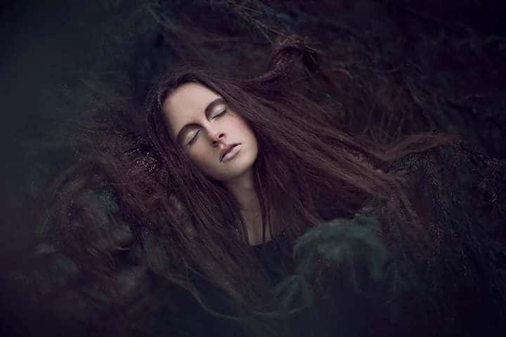 Intriguing Conceptual Photography by Sina Domke