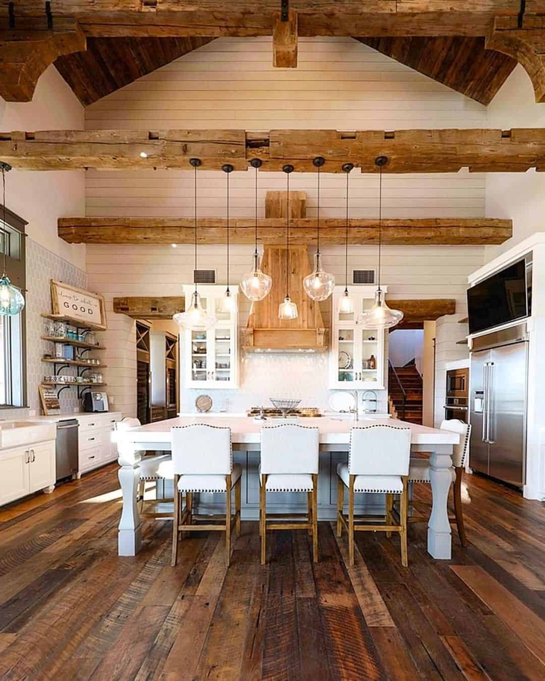 23 Best Cottage Kitchen Decorating Ideas And Designs For 2019: 21 Clever Ideas For Decorating Your Kitchen In Farm House