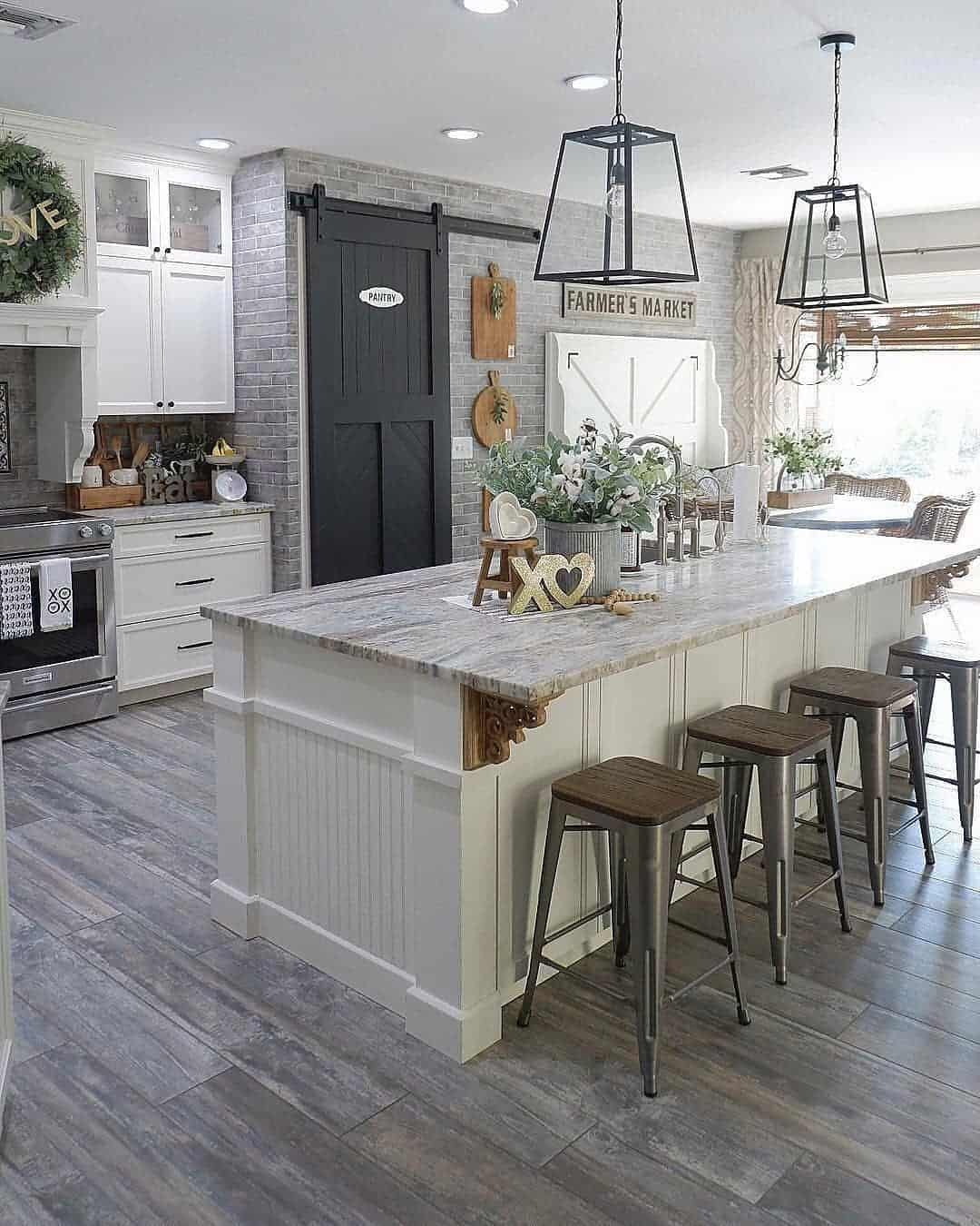 21 African Decorating Ideas For Modern Homes: 21 Clever Ideas For Decorating Your Kitchen In Farm House