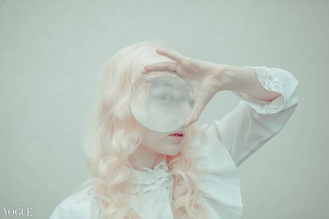 Dream like Female Portraits by Friederike Rike