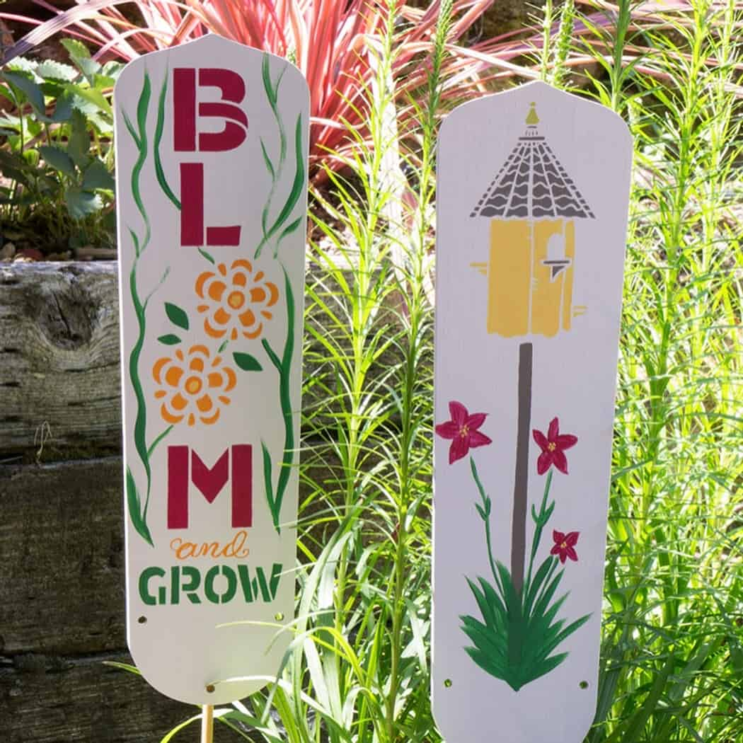 23 Simple Yet Beautiful DIY Garden Decoration Ideas
