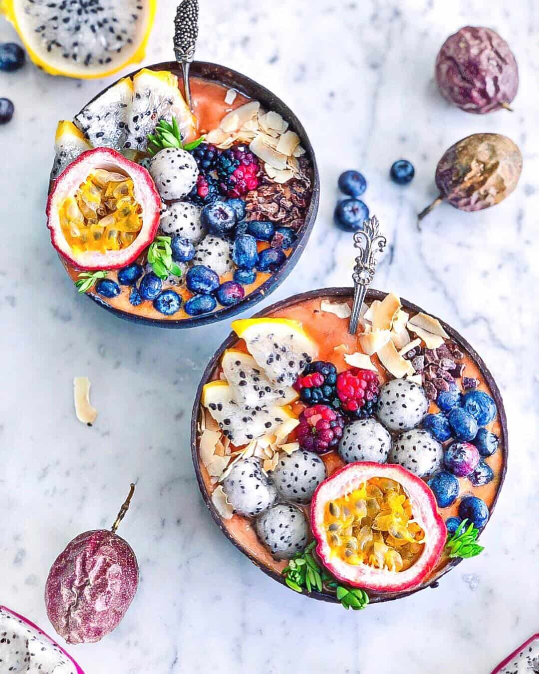 Healthy Dishes Captured Amazingly by Zuliya Khawaja