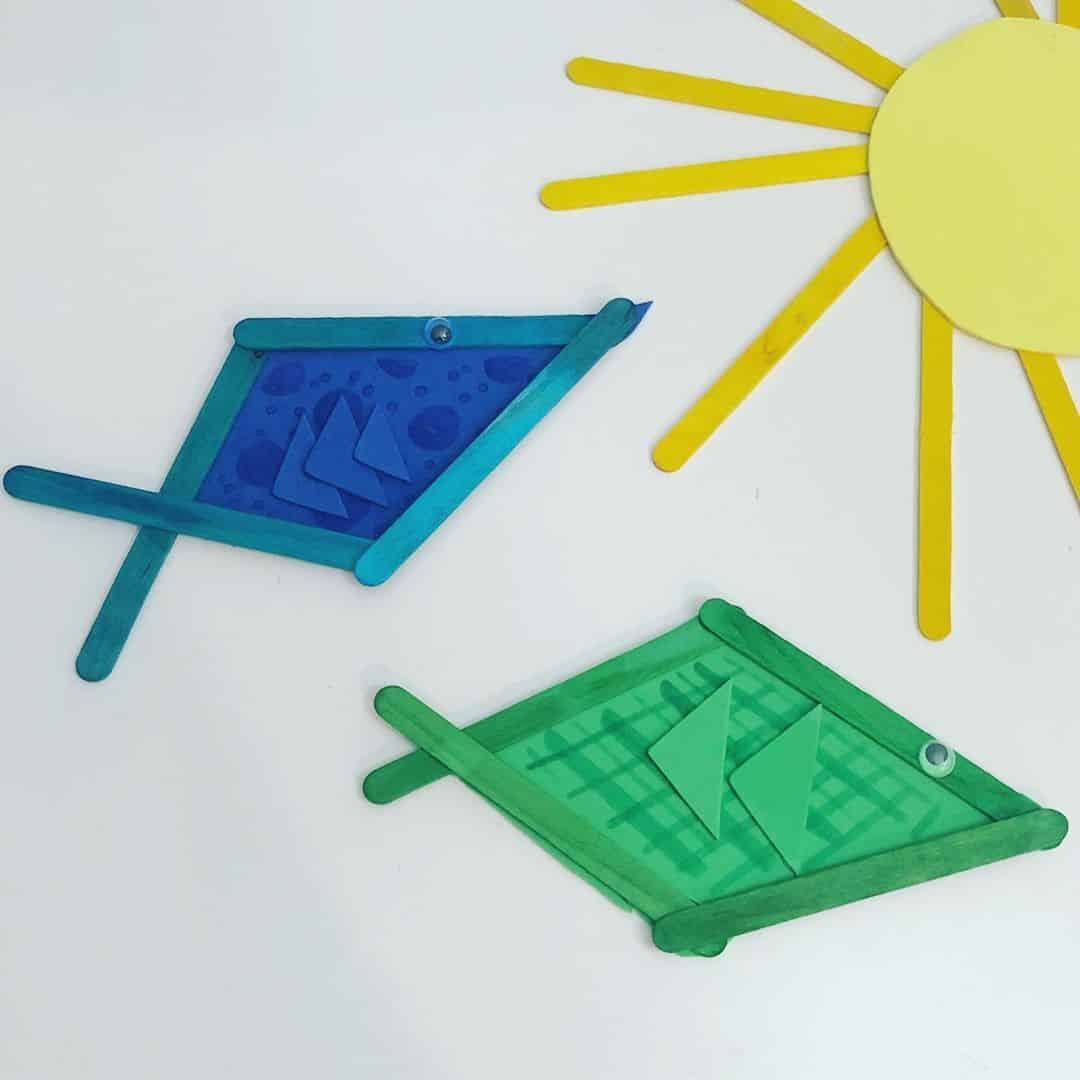 22 Clever and Fun Popsicle Stick Crafts for Kids