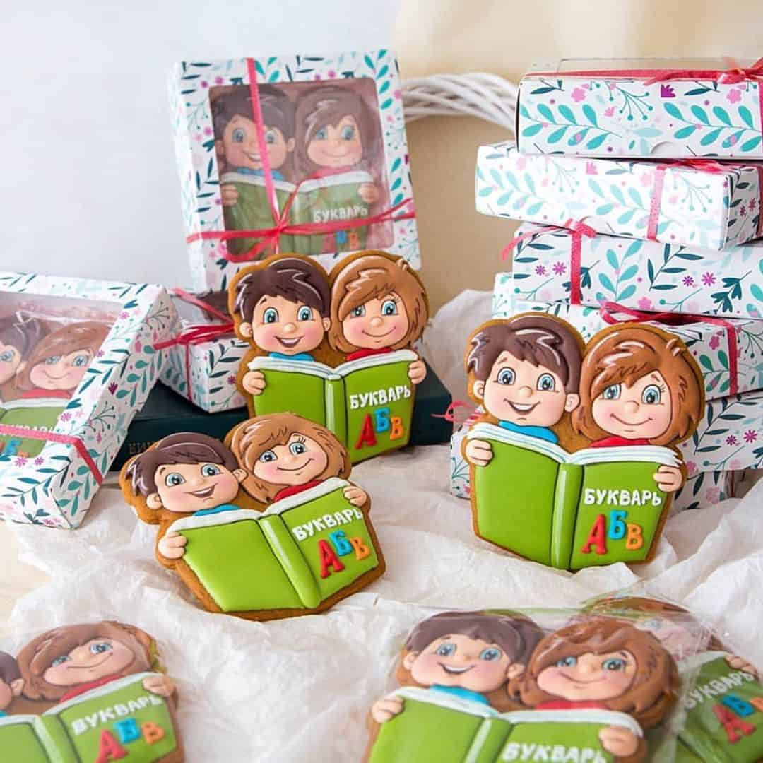 23 Extremely Cute Back To School Cookies