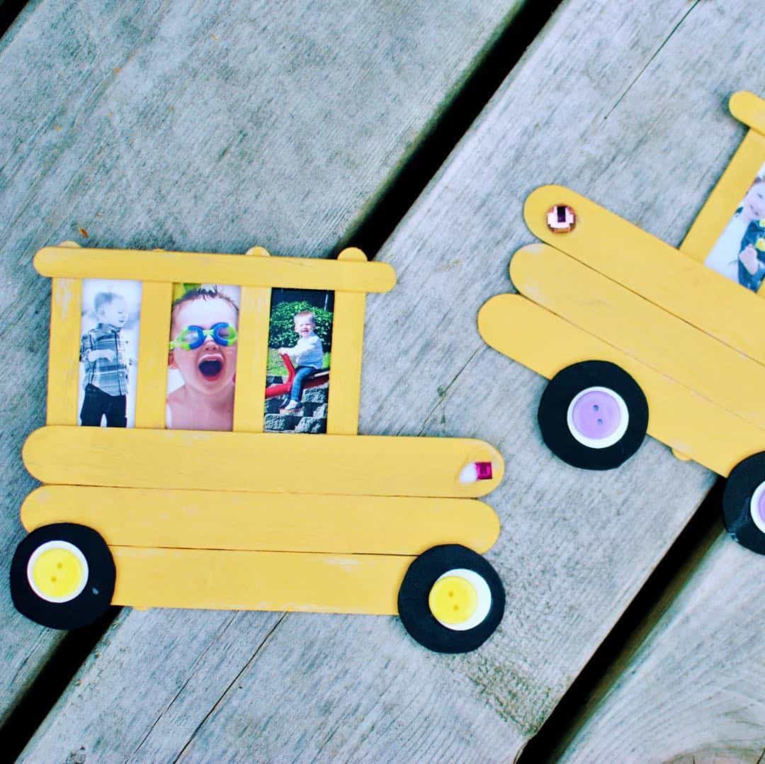 24 Crafty Back to School Themed DIY Ideas