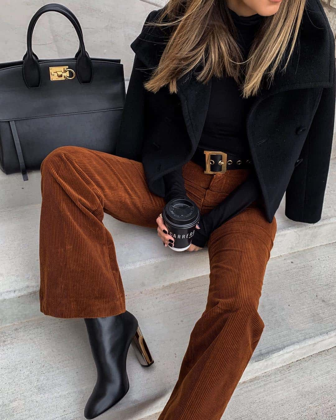 Extremely Stylish Fall Outfit Combinations by Sasha Simón