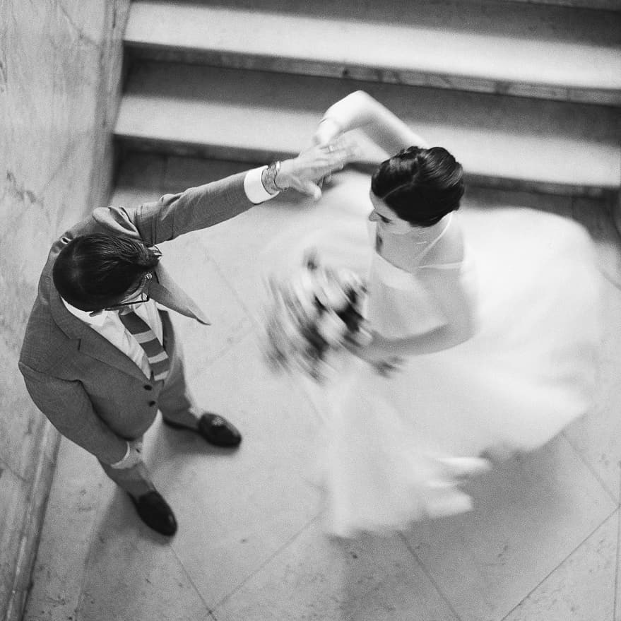 Creative Couple Captures Brilliant Wedding Photos