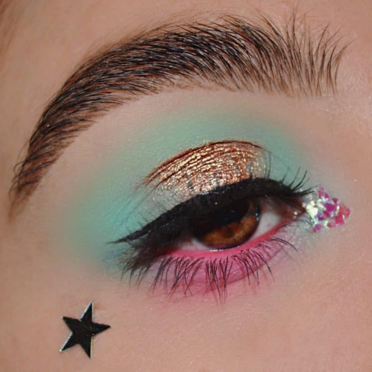 Let Alexa Link Inspire You For This Years Halloween Makeup