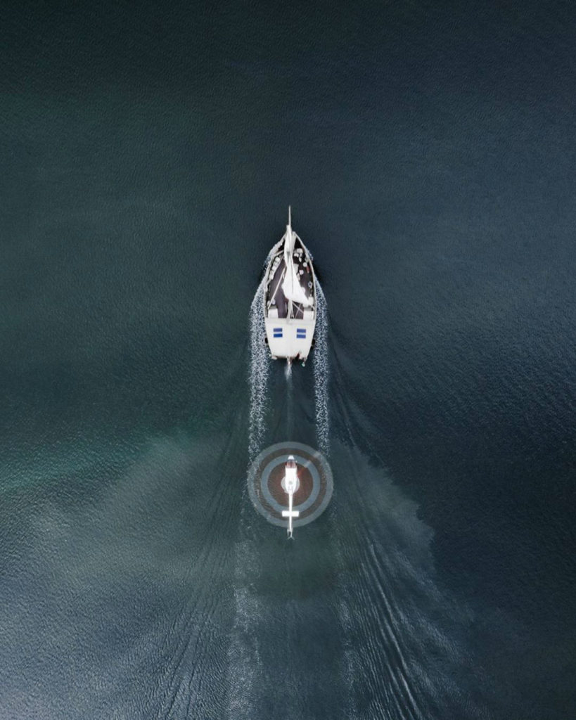 Mysterious Stories Told in Motion by Drone of Great Simeone Pratt