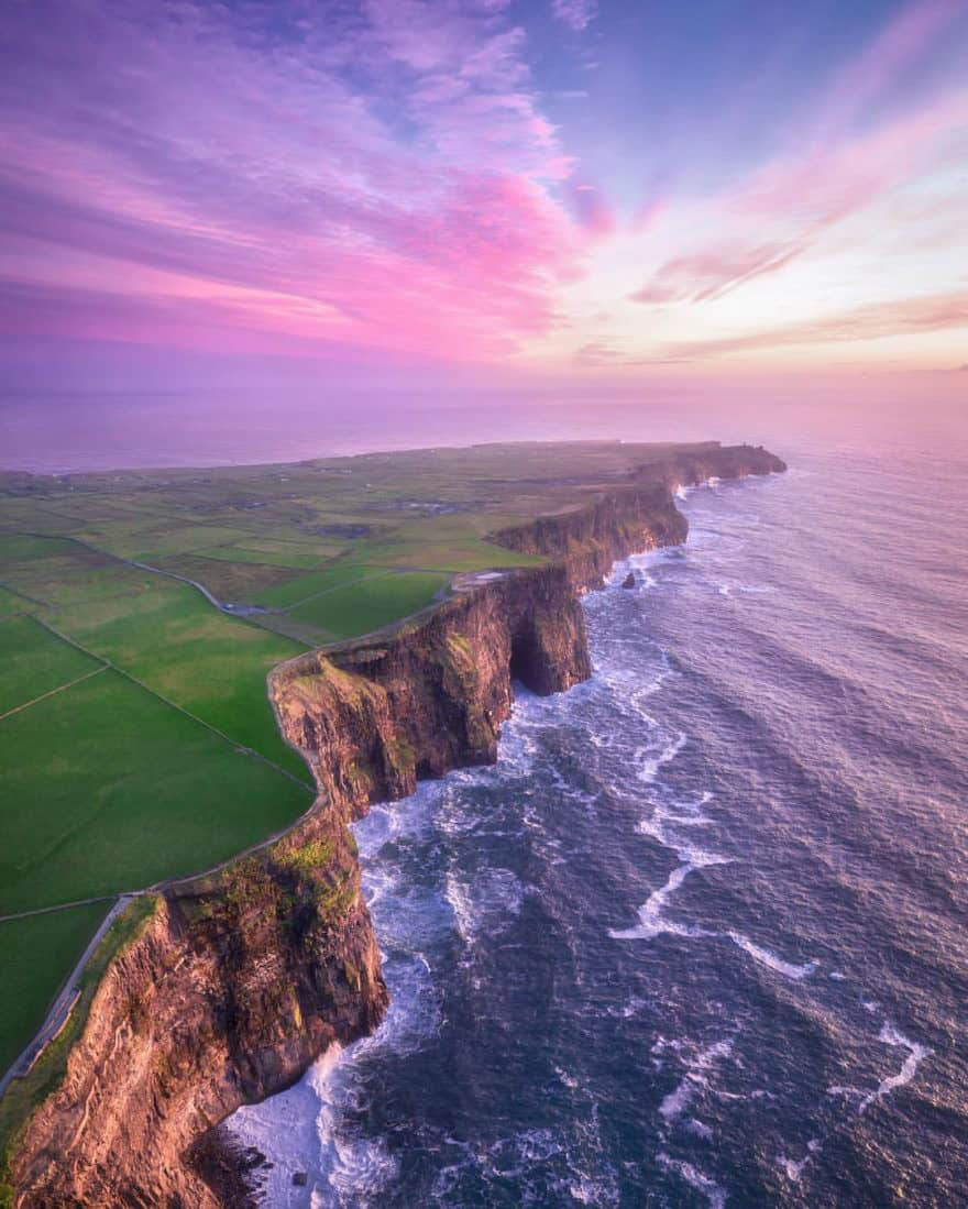 Fine Art Landscapes of Ireland by Max Malloy