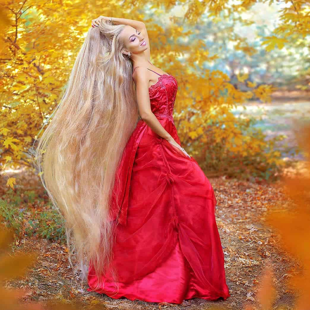 The Real Life Rapunzel Shares Tips About Having a Hair as Long and Beautiful as Hers