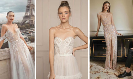 Elegant and Sophisticated Bridal Gown Collection by Eisen Stein