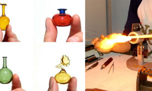 Scientific Glass Sculptures by Glassblowing Master Kiva Ford