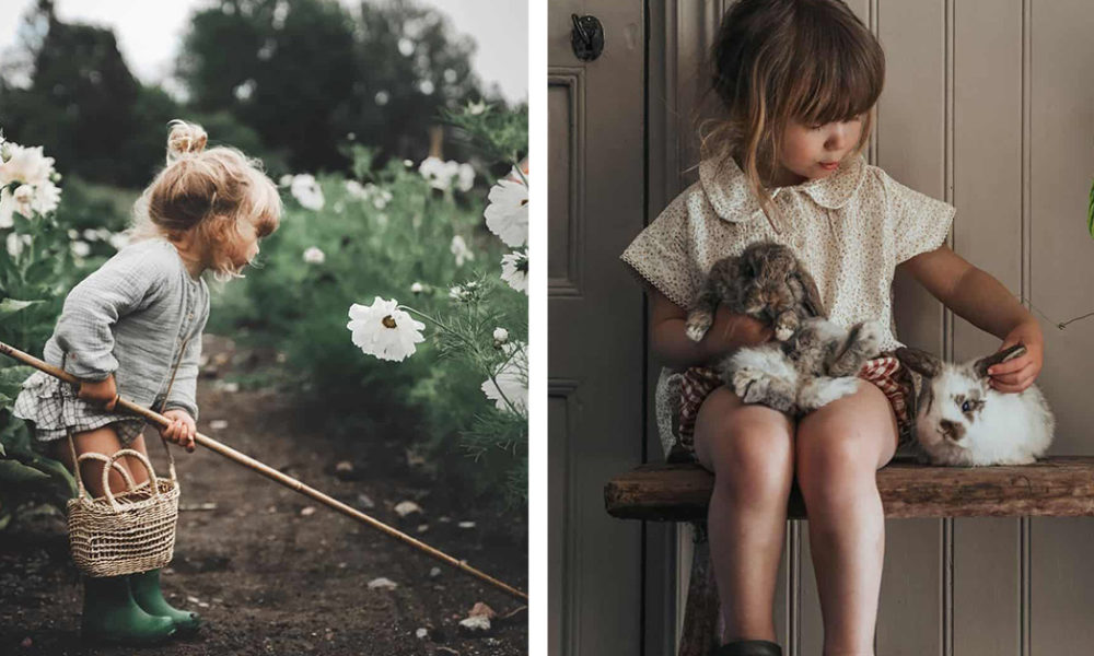 Photographer Captures Her Little Daughters and Tablescapes Brilliantly