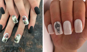 23 Most Favourited Lotus Nail Art Examples