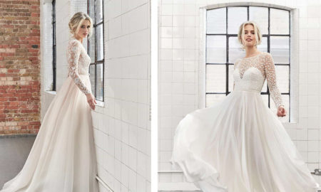 The Most Attractive Bridal Dress Designs by Sassi Holford