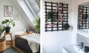 21 Brilliant Ways to Decorate Your Bathroom with Plants