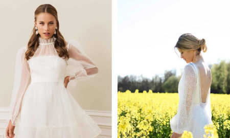 Beautiful Bridal Dresses By Malin Andrén
