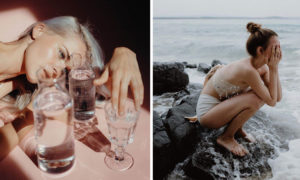 Emotional and Pure Female Portraits by Luise Blumstengel